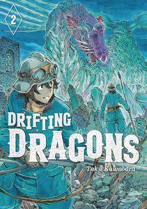 [Drifting Dragons: Volume 2 (Product Image)]