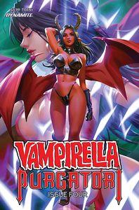 [Vampirella Vs Purgatori #4 (Cover A Chew) (Product Image)]
