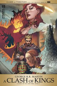 [Game Of Thrones: Clash Of Kings #1 (Cover A Miller) (Product Image)]