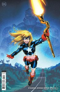 [Stargirl: Spring Break Special #1 (Cover B Mike Mckone Card Stock Variant) (Product Image)]