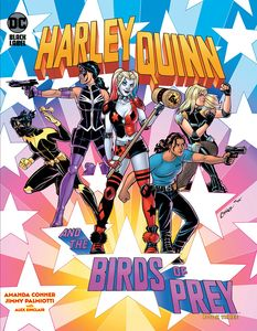 [Harley Quinn & The Birds Of Prey #3 (Product Image)]