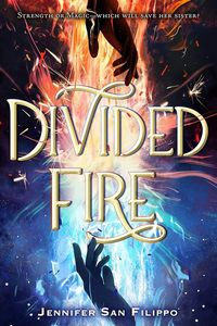 [Divided Fire (Hardcover) (Product Image)]