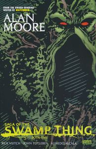 [Saga Of The Swamp Thing: Volume 5 (Product Image)]
