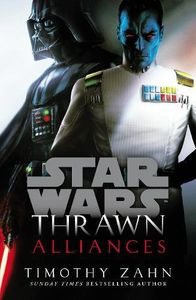 [Star Wars: Thrawn Alliances (Hardcover) (Product Image)]