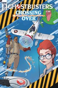 [Ghostbusters: Crossing Over #3 (Cover A Schoening) (Product Image)]