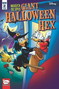 [Magica De Spell: Giant Halloween Hex (Product Image)]