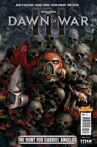 [Warhammer 40K: Dawn Of War III #1 (Cover C Videogame Variant) (Product Image)]