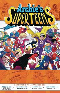 [Archie's Superteens (Product Image)]