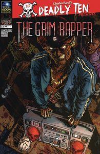 [Deadly Ten Presents: The Grim Rapper (Cover A Strutz) (Product Image)]