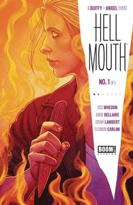 [Buffy The Vampire Slayer & Angel: Hellmouth #1 (Cover A Frison) (Product Image)]