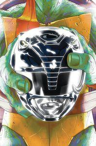 [Power Rangers/Teenage Mutant Ninja Turtles #5 (Mike Montes) (Product Image)]
