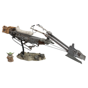 [Star Wars: The Mandalorian: Hot Toys Vehicle: Swoop Bike (Product Image)]