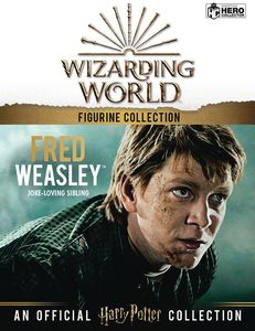 [Wizarding World Figurine Collection #43: Fred Weasley (Product Image)]