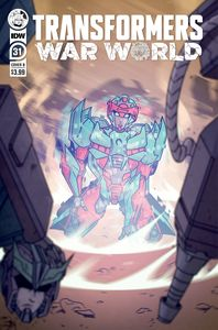 [Transformers #31 (Cover B Chris Panda) (Product Image)]