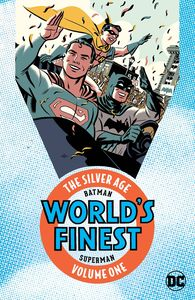 [Batman & Superman: Worlds Finest: Volume 1: The Silver Age (Product Image)]