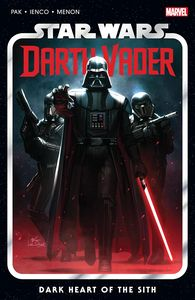 [Star Wars: Darth Vader By Greg Pak: Volume 1: Dark Heart Of The Sith (Product Image)]