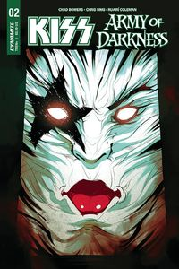 [KISS/Army Of Darkness #2 (Cover B Montes) (Product Image)]