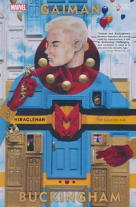 [Miracleman: Volume 1: The Golden Age (Signed Premiere Edition Hardcover) (Product Image)]