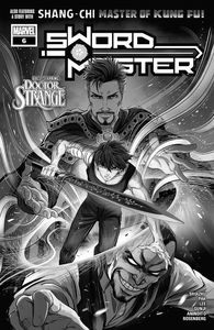 [Sword Master #6 (Product Image)]