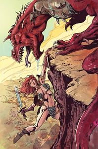 [Killing Red Sonja #5 (Castro Virgin Variant) (Product Image)]
