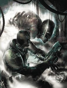 [Judge Dredd Megazine #392 (Product Image)]