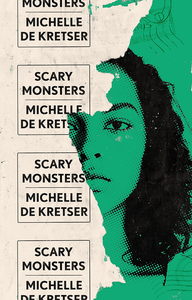 [Scary Monsters (Hardcover) (Product Image)]