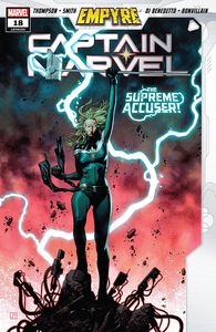 [Captain Marvel #18 (Emp) (Product Image)]