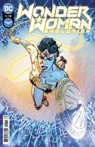 [Wonder Woman: Evolution #1 (Product Image)]
