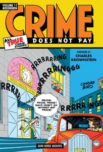 [Crime Does Not Pay Archives: Volume 11 (Hardcover) (Product Image)]