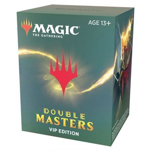 [Magic The Gathering: Double Masters: Sealed VIP Edition Booster (Product Image)]