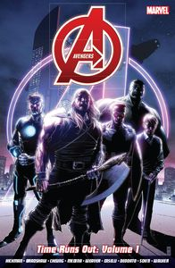[Avengers: Time Runs Out: Volume 1 (UK Edition) (Product Image)]
