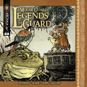 [Mouse Guard: Legends Of The Guard: Volume 2 (Hardcover) (Product Image)]