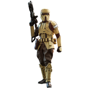 [Star Wars: The Mandalorian: Hot Toys Action Figure: Shoretrooper (Product Image)]