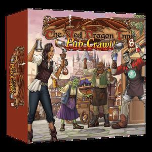 [Red Dragon Inn: 8: The Pub Crawl (Product Image)]