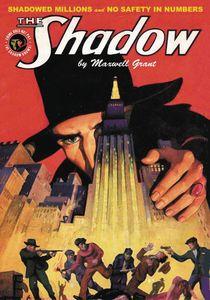 [Shadow: Double Novel: Volume 128: Shadowed Millions (Product Image)]