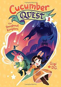 [Cucumber Quest: The Doughnut Kingdom (Product Image)]