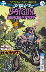 [Batgirl & The Birds Of Prey #14 (Product Image)]
