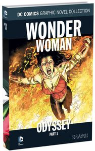 [DC Graphic Novel Collection: Volume 135: Wonder Woman Odyssey: Part 1 (Hardcover) (Product Image)]