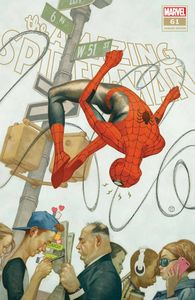 [Amazing Spider-Man #61 (Tedesco Variant) (Product Image)]