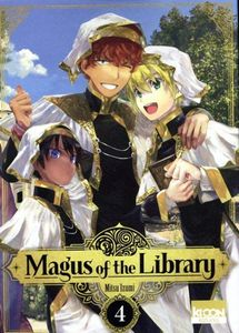 [Magus Of The Library: Volume 4 (Product Image)]