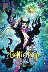 [Bettie Page: Unbound #7 (Cover A Royle) (Product Image)]