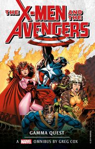[Marvel Classic Novels: X-Men & The Avengers: The Gamma Quest Omnibus: 2 (Product Image)]