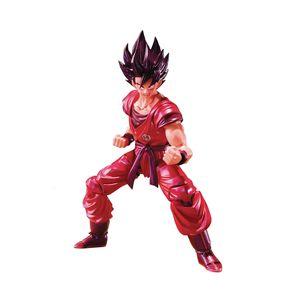 [Dragon Ball Z: SH Figuarts Action Figure: Son Goku Kaioken (Product Image)]