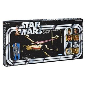 [Star Wars: Escape From The Death Star Game With Exclusive Grand Moff Tarkin Figure (Product Image)]