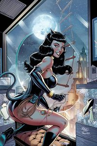 [Bettie Page: Unbound #5 (Royle Virgin Variant) (Product Image)]