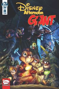 [Disney Afternoon: Giant #8 (Product Image)]