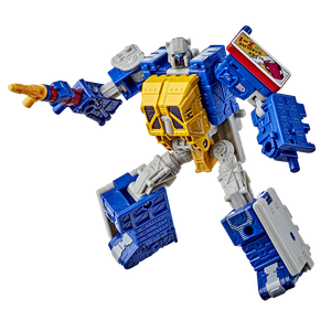 [Transformers: Generations Selects Action Figure: Deluxe Greasepit (Product Image)]