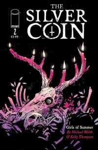 [The cover for The Silver Coin #2 (Cover A Walsh)]