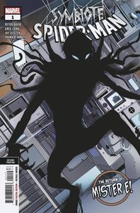 [Symbiote Spider-Man: King In Black #1 (2nd Printing Variant) (Product Image)]