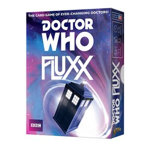 [Doctor Who Fluxx (Product Image)]